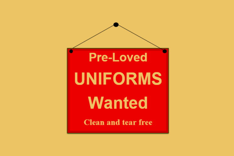 Pre-loved New Farm State School uniforms wanted
